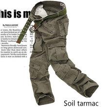 2015 heißer Verkauf marke 6 farbe mode männer armee cargo pant camouflage hose für männer größe 28-38 NO. 022 P65(China (Mainland))