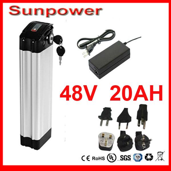 Batterie velo electrique 48v 20ah