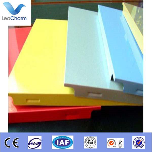 Interior design suspended aluminum false ceiling for kitchen decoration 300*300(China (Mainland))