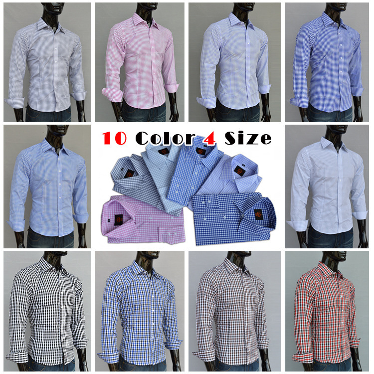 Mens Shirts  Short Sleeve Dress Shirts amp More  HampM CA