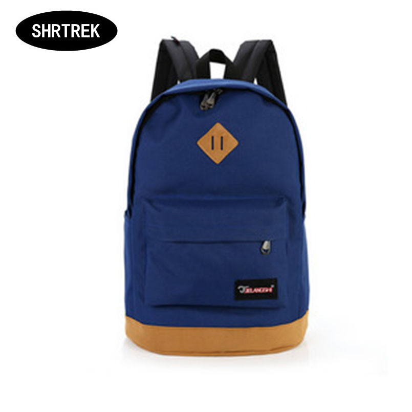 Backpack For Student Teenager School Back Pack Womens Casual Daypacks Men Canvas Laptop Backpack Girls Female canvas backpack<br><br>Aliexpress