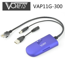 [Original] Vonets VAP11G-300 RJ45 Mini Wifi Brücke Drahtlose Brücke Wifi Repeater Für DMBox Openbox Kamera TV Wifi Adapter(China (Mainland))