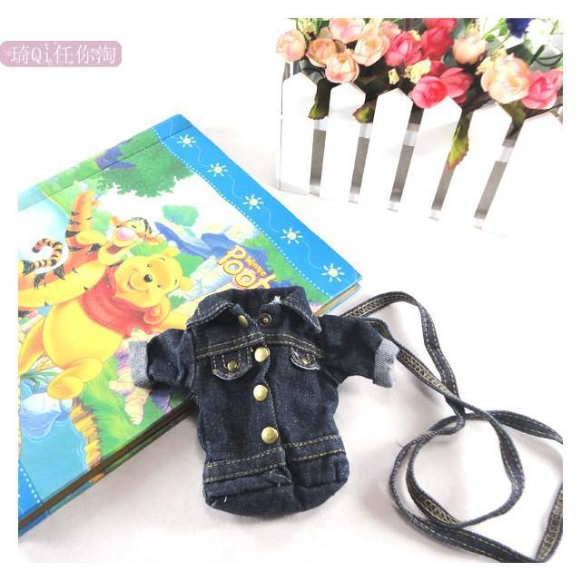 Творческий мода сумки джинсовые большой лацканы портмоне bolsas feminina