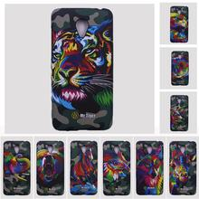 Cartoon Phone Cases capa For m3/m3s mini Hard animal Phone Case For Coque Fundas For meizu m3/m3s mini with phone stent as gift