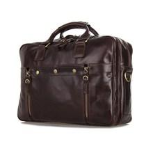 Максвелл высокое качество старинные мужчины настоящее подлинная кожаный портфель сумка почтальона сумочки 14 » сумка для ноутбуков портфолио деловая сумка сумка # J7201