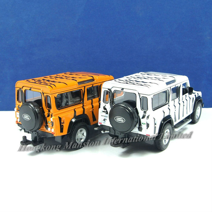 136 zebra-stripe For TheLand Rover Defender (14)