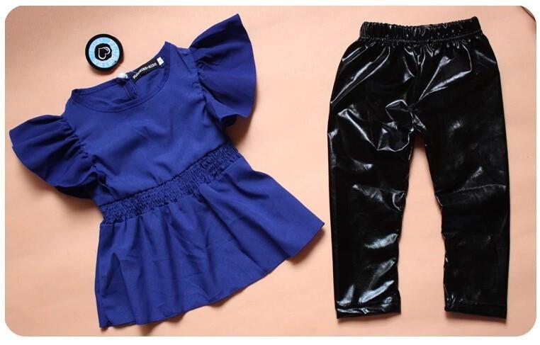 Комплект одежды для девочек Dress set 2015 + 2 , spring