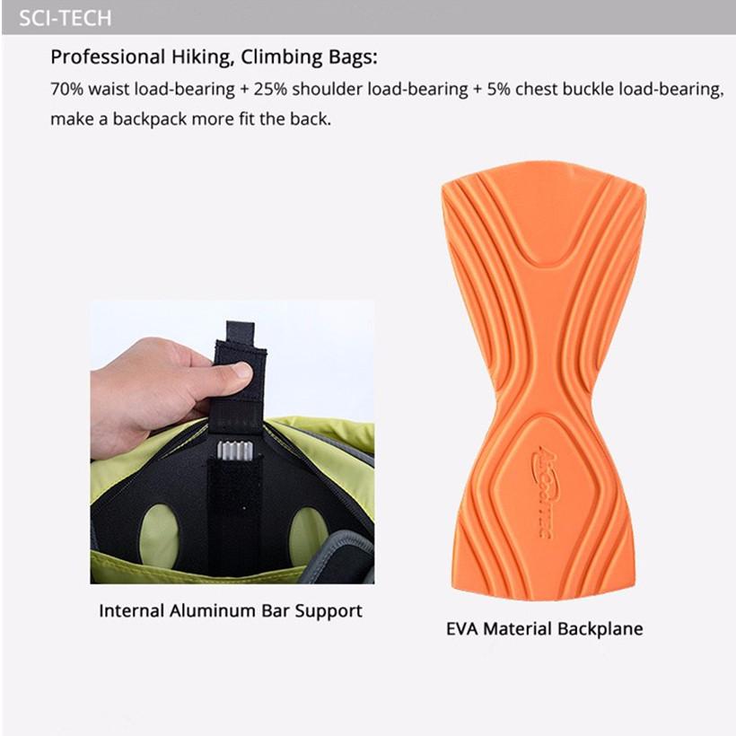 Climbing Backpack NH16B045-D12_