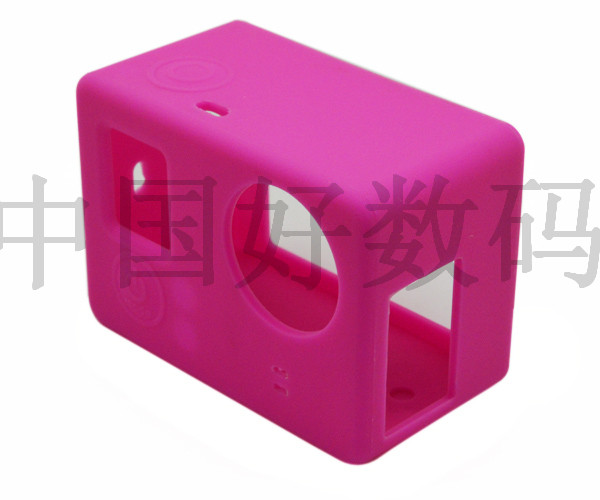 Xiaomi Yi Xiaomi Freeshipping Green Limited New Gopro Hero 3 3+ Extended Edition Accessories Protective Silicone Sleeve Case