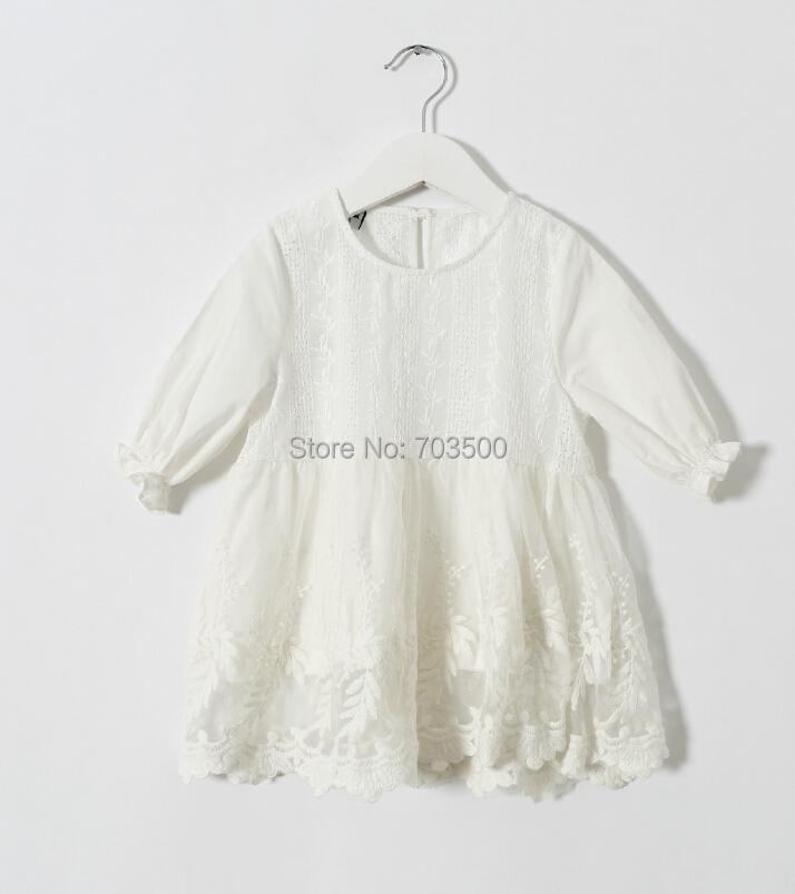 Aliexpress Buy 2015 Child Half Sleeve Lace Cotton