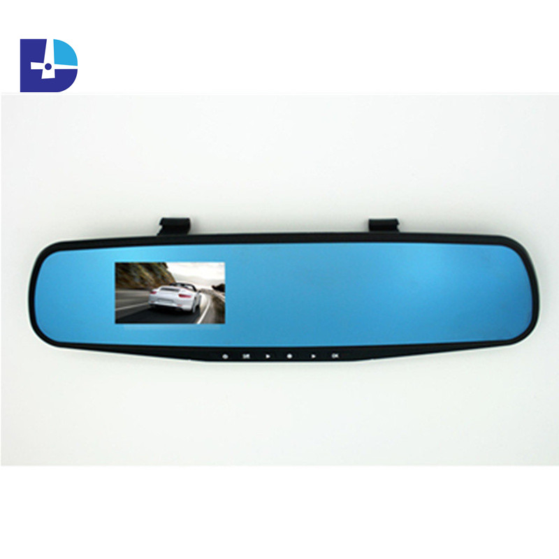 Factory Price 3.0 inch 1080P/720P Auto Car DVR External Rearview Mirrors Camera Video Recorder Dash Cam loop Cycle Recordin(China (Mainland))