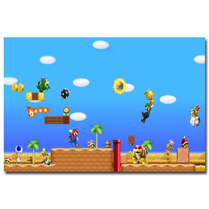 Ausgezeichnet Super Mario Galaxy Kinderzimmer Galerie - Die ...