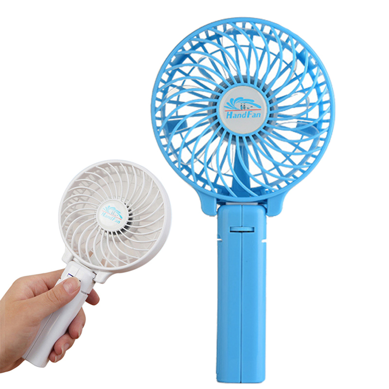 Portable Handheld Fan : Portable usb mini fan handheld outdoor camping