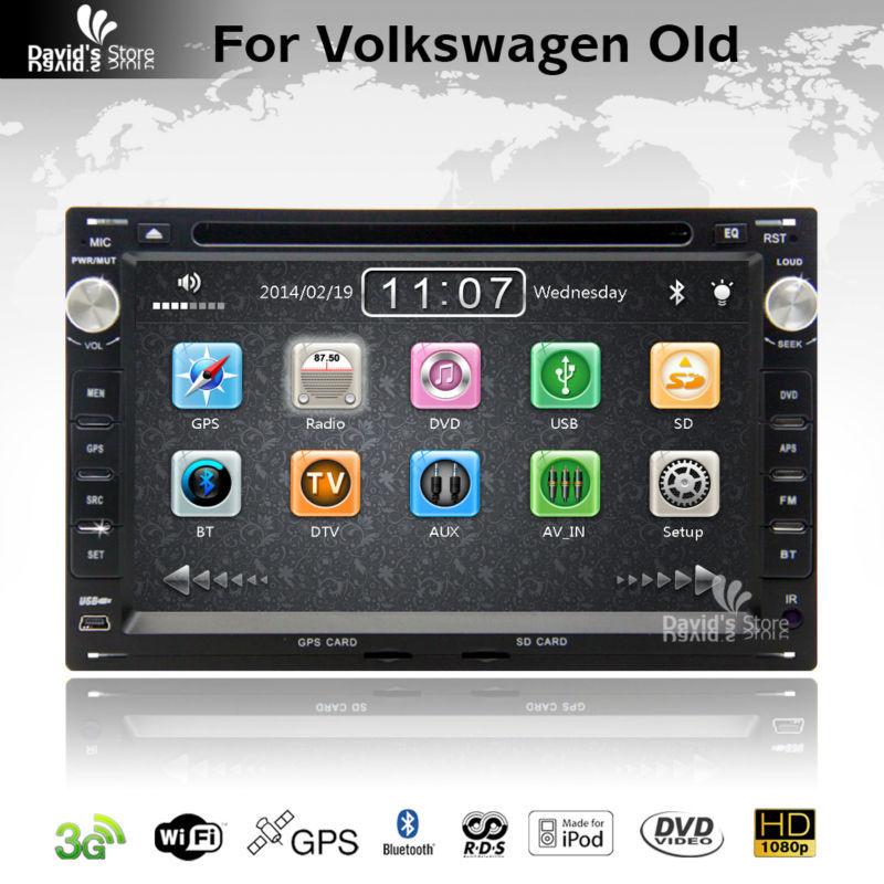 Car DVD Player for VW Volkswagen passat B5,Transporter T5,Jetta,Golf MK4,Bora,Polo,Sharan with GPS,Bluetooth,Radio,IPOD for(China (Mainland))