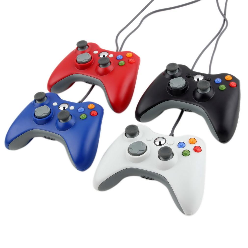 1pcs Hot Worldwide USB Wired Joypad Gamepad Controller For Microsoft F