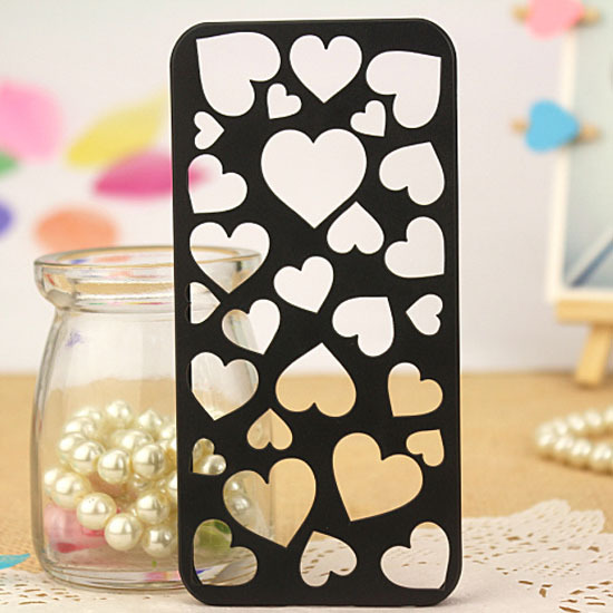 Гаджет  Best Sellers Cute candy Color Loving Heart Hard Phone Case Cover For iPhone 5 5S + Only To USA Drop shipping None Телефоны и Телекоммуникации