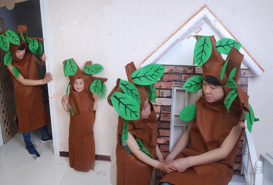 Дерево костюм своими руками