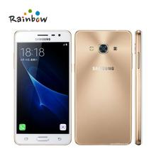 "Buy Original Samsung Galaxy J3 Pro J3110 5.0"" Inch 2GB RAM 16GB ROM Quad Core 2600mAh Dual Sim FDD LTE Smartphone NFC for $136.99 in AliExpress store"