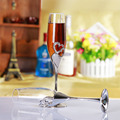 2Pcs set Wedding Toasting wine glasses set crystal wine goblet wedding champagne wine glasses champagne flutes