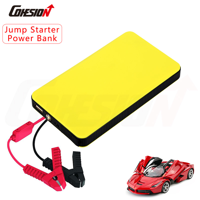 2016 New Car Battery Jump Starter 6000mah Source Laptop Portable Charger Mobile Power Bank Multi-Function<br><br>Aliexpress