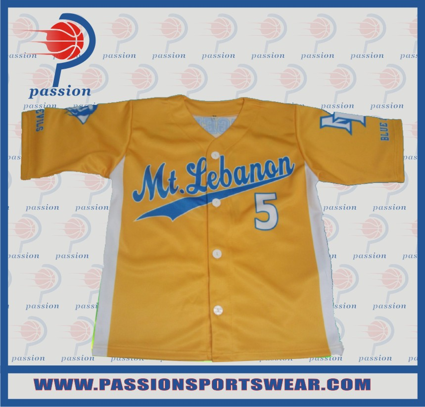 Wholesale custom cheap baseball jersey, high quality short sleeves baseball jersey from china supplier(China (Mainland))