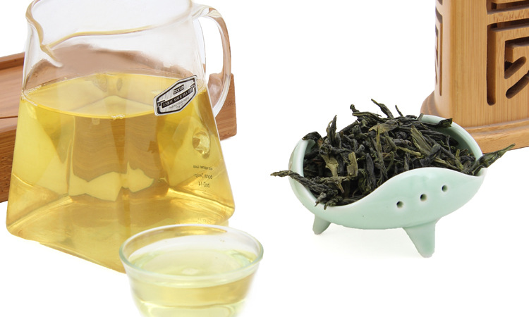 250g New  Real Organic Green Tea Authentic Lu An Gua Pian China Health Care Tea for Weight Loss Buy Direct from China Food cheap