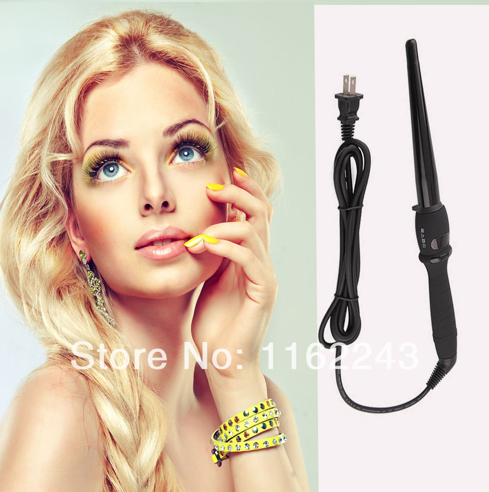 Free Shipping Perfect Hair Roller Diy Cone Shaped Curling