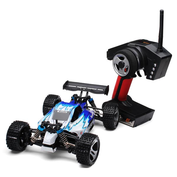 New Arrival Wltoys A959 Rc Car 1/18 2.4Gh 4WD Off-Road Buggy<br><br>Aliexpress