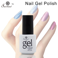Buy Saviland 1pcs 58 Colors Soak UV Gel Nail Polish Nail Glue Gel Lak Vernis Semi Permanent Gelpolish Gel Varnishes for $1.19 in AliExpress store