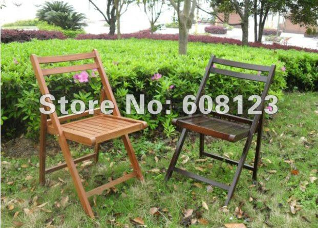 solid wood folding chair, nice design fashion leisure chairs for balcony or  garden ...