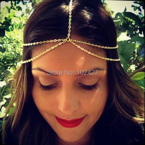 Ювелирное украшение для волос Imixlot 2015 JH04019/GY