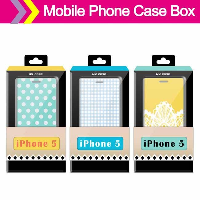 mobile phone case box