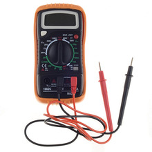 Buy Electrical Instruments Professional Digital Multimeter Digital Display Voltmeter Ammeters Multifunction Tester for $9.32 in AliExpress store