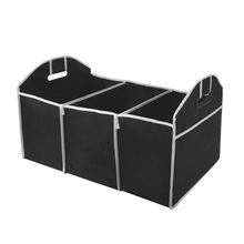 Car Organizer Boot Stuff Food Storage Bags trunk organiser Automobile Stowing Tidying Interior Accessories Folding Collapsible(China (Mainland))
