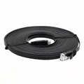 Free Shipping 3M 5M 10M Aurum Cables Flat CAT6 Flat UTP Ethernet Internet Network Cable RJ45