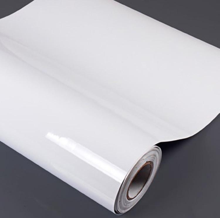Brillant blanc meubles promotion achetez des brillant Papier peint meuble cuisine