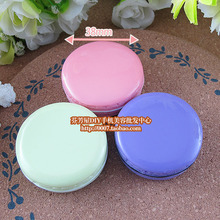 10pcs/lot Macaron Egg Yolk Pie 38mm solid resins kawaii cabochons crafts DIY the red color is out of stock(China (Mainland))