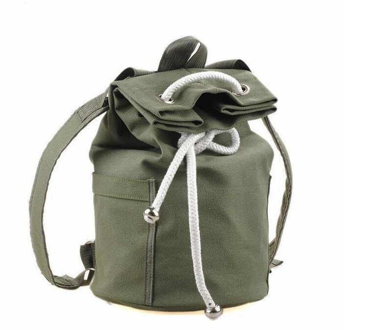 New 2015 Travel Drawstring Backpack Large Capacity Canvas Bucket Bag Unisex Fashionable Concise Basketball Bags Shoulder handbag<br><br>Aliexpress