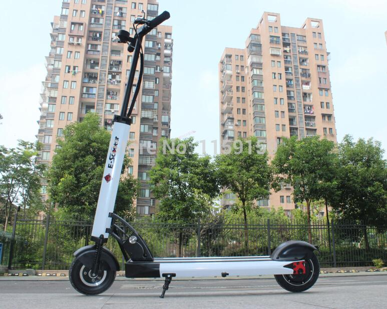 2014 latest Mini MYWAY electric scooter mini folding electric bike the lithium cell electronic bicycle MYWAY