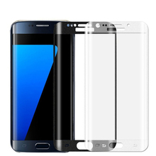 Buy Ultra-thin 2.5D Explosion-proof 3D Curved Full edge Tempered Glass Screen Protector Film Samsung galaxy S7 edge S6 Edge plus for $4.69 in AliExpress store