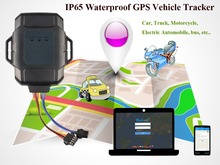 IP65 Dustproof WaterproofReal Time Location Anti-theft  GT100 JM01 GSM vehicle GPS Vehicle Motorbike Tracker Car Locator(China (Mainland))