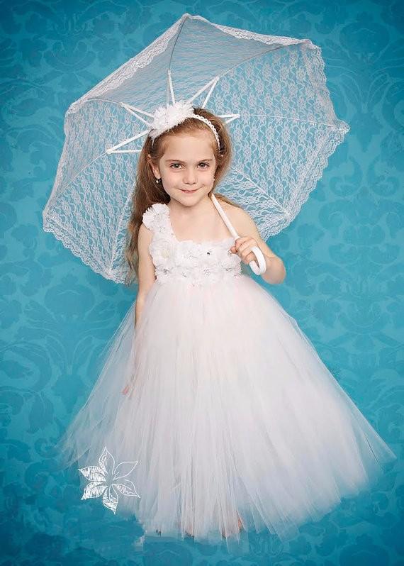 Скидки на Европейский Американский Детская одежда Мило Плечо Девушки платье + оголовье/Сетки Марли Пачка принцесса платье Ручной Работы на заказ