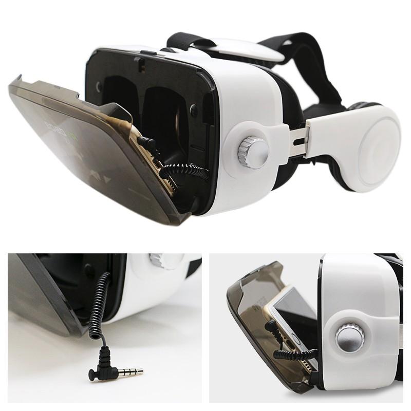 bobovr z4 mini vr box 2 0 3d vr glasses virtual reality gafa. Black Bedroom Furniture Sets. Home Design Ideas