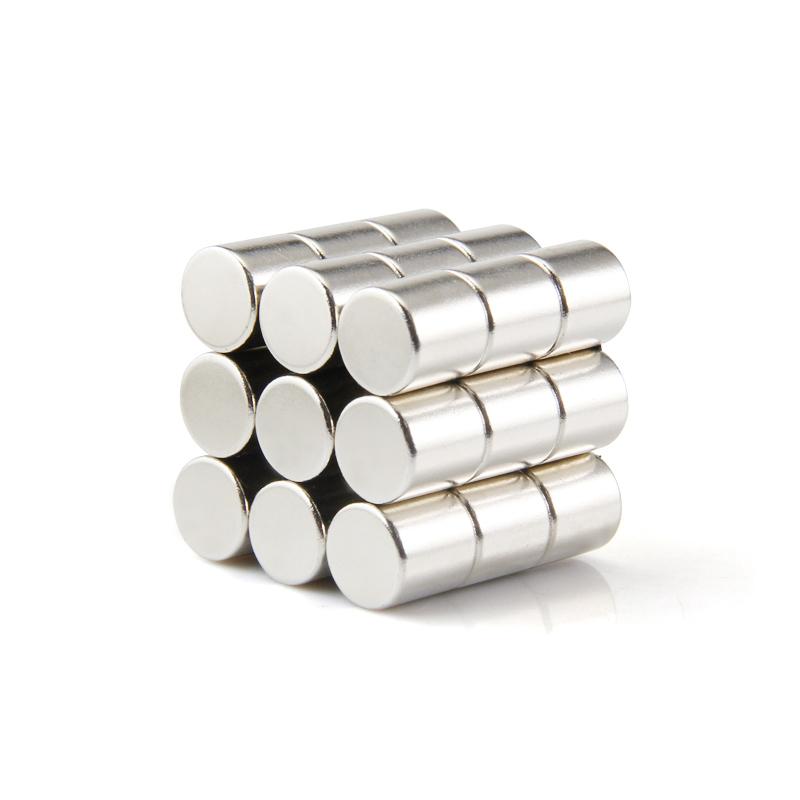 Гаджет  1pcs Strong Round Magnets Dia 10mmx10mm N35 neodymium magnet rare earth magnet None Строительство и Недвижимость