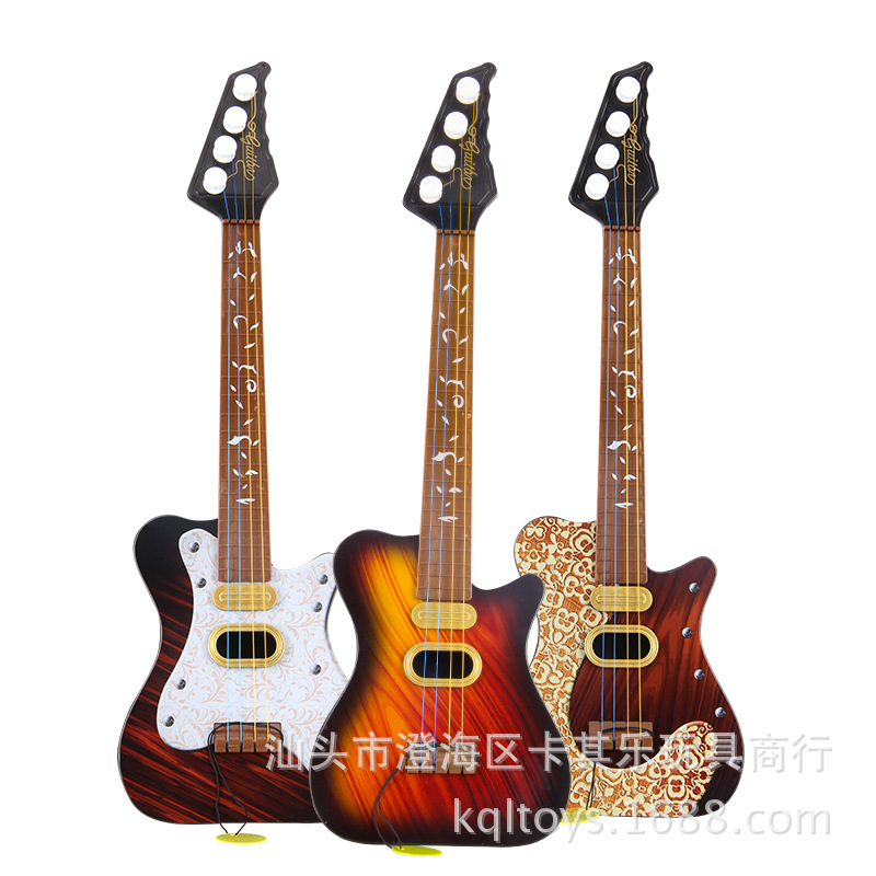 4 strings baby toy guitar(China (Mainland))