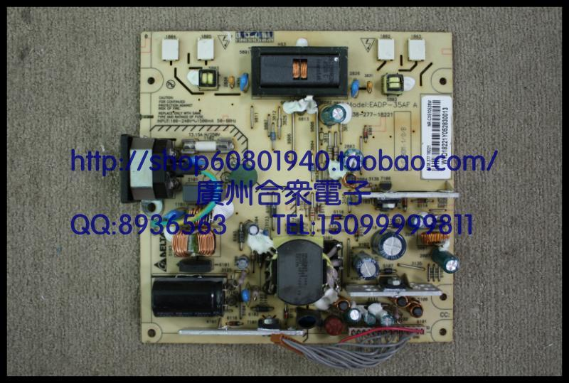 Free shipping! ! ! Original testing work 170S5 170S6 LCD Power Board EADP-35AF Power Board(China (Mainland))