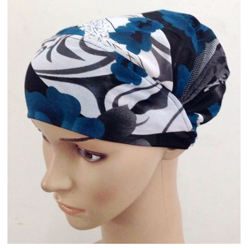 Women Muslims hijab Caps Hat Muslim Scarves Wraps Hijab 2016 New Muslim all Inclusive Cap Cotton Curved Cap Multi-color Optional(China (Mainland))