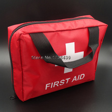 Wholesale  First Aid Kit Outdoor Survival kits  Large capacity Camping emergency kit Waterproof  Car first aid kit bag(China (Mainland))