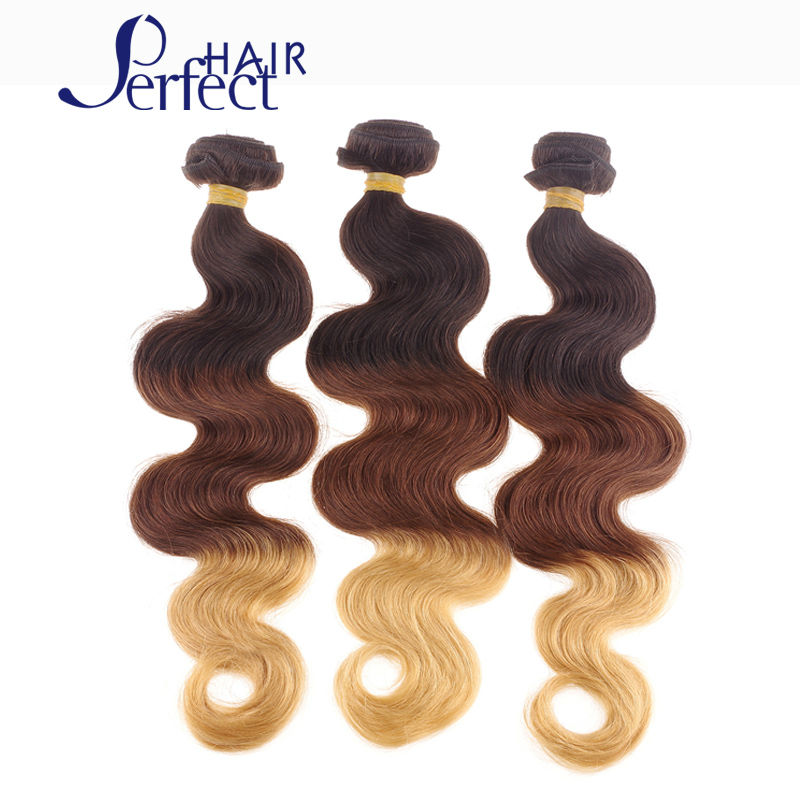 Ombre Hair Extensions Cheap Brazilian Virgin Hair Body Wave 3pcs ombre Brazilian Human Hair Weave Bundles ombre braiding hair