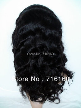 "130~180 density Loose Curly hair U part wig Brazilian virgin human hair Freeshipping 12""-26""available in stock !!"